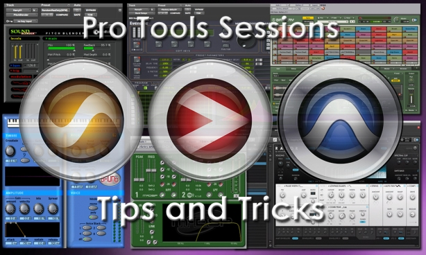 protools sessions - tips n tricks 2